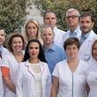 Budai Szemészeti Központ csapata