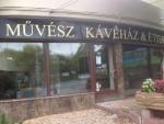 A volt Művész Kávéház az Orbán téren (fotó: ittlakunk.hu)