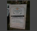 A Vekni bejárata (fotó: ittlakunk.hu)