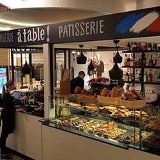 Á table! Boulangerie-Patisserie - MOM Park (Fotó: inspiration4y.com)