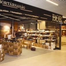 Bortársaság - Hegyvidék Bevásárlóközpont