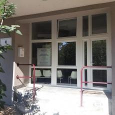 Kiss János altábornagy utcai háziorvosi rendelő - dr. Komáromi Zoltán (Forrás: Fb)