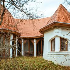 Makovecz Központ és Archívum (Fotó: MTI)