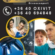 Oxivit  Orvoscsoport - MOM Park