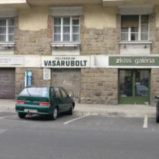 Volferrum Vasárubolt (Fotó: Rill Gergely)