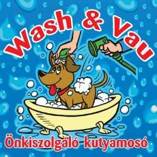 Wash & Vau Önkiszolgáló Kutyamosó - Városmajor