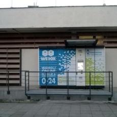 WeBox Csomagterminál - Tesco Expressz, Pagony utca