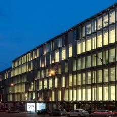 BRC - a Krisztina Palace irodaházban