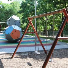 Szent Család parki Játszótér (Forrás: hegyvidek.hu)