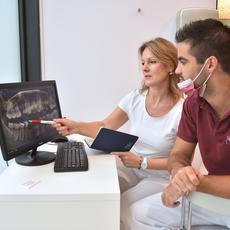 Egressy Dental Buda kezelési terv és árajánlat adás