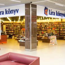 Líra Könyváruház - Hegyvidék Bevásárlóközpont
