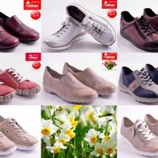 Legjobb Rieker cipők tavasz, nyár