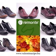 Remonte őszi női cipők a valentian cipőboltokban és webáruházban