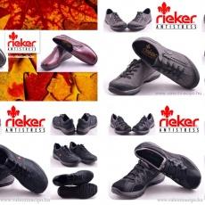 #Rieker női őszi cipők