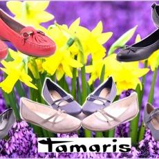 Tamaris nyári női cipők a Valentina Cipőboltokban & Webáruházban!