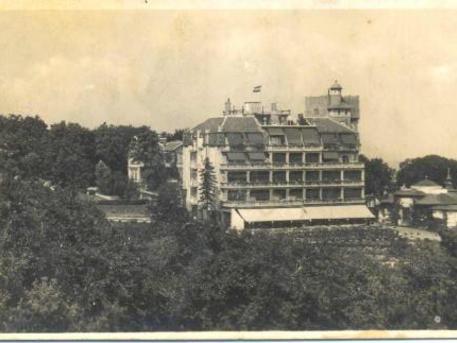 Svábhegy, szanatórium, fotó: retronom