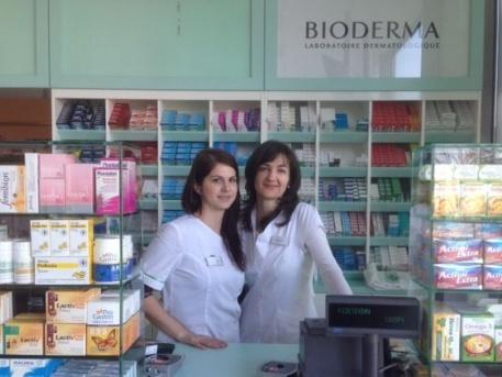 Patikusok az új gyógyszertárban (fotó: ittlakunk.hu)