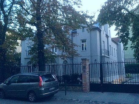 Ebbe a felújított klasszicista Beethoven utcai villába költözött a Roszatom (fotó: ittlakunk.hu)