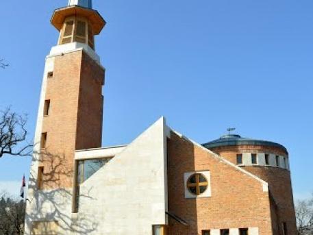 A Svábhegyi Református Templom