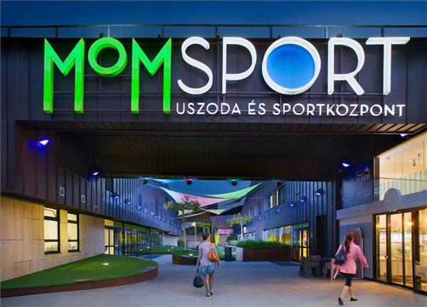 Újabb díjat kapott a MoM Sport (fotó:ots)
