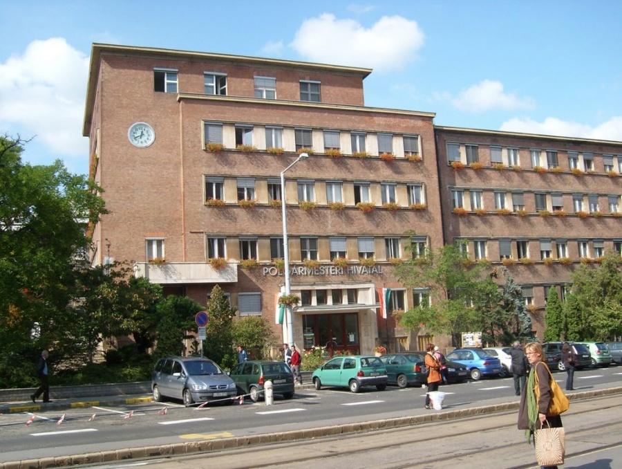 Hegyvidék Önkormányzata - Polgármesteri Hivatal (Fotó: Veér Lajos/panoramio.com)