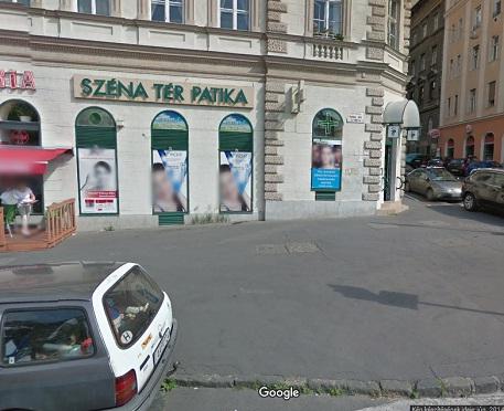 kép: Google Street View