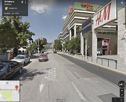 Fotó: Google maps