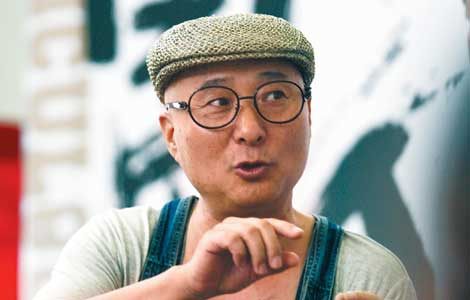 Csen Pej-szi, a nagy kínai nevettető