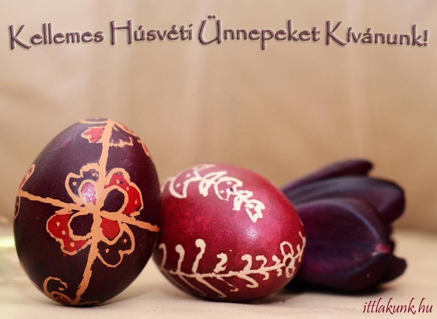 Boldog Húsvétot kíván az ittlakunk.hu!