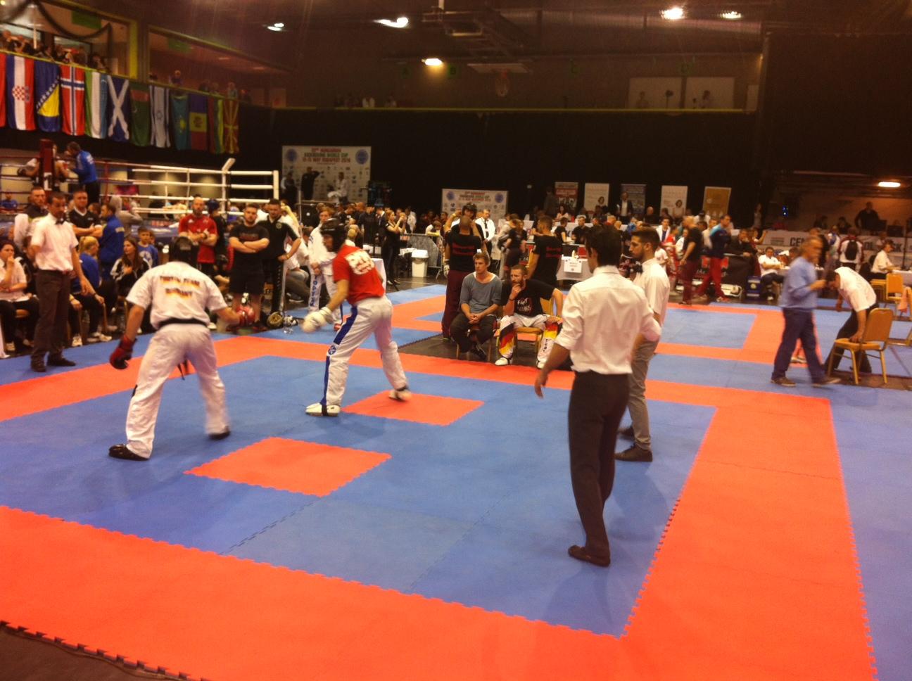 Magyar KickBox Világkupa, MOM Sport