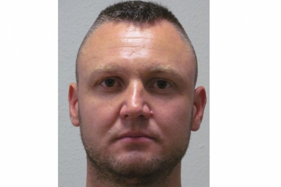 Takács Viktort keresi a rendőrség (forrás: police.hu)