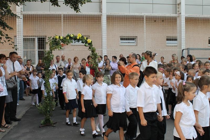 Tanévnyitó (fotó: ittlakunk.hu)